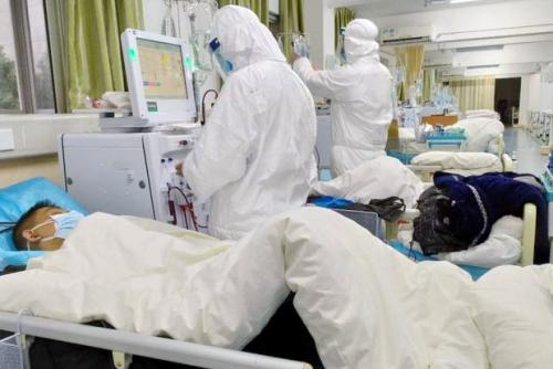 Virus Corona Sudah Bunuh 162 Orang