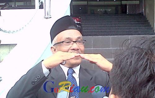 Ditunda Hingga Mei, RUPS LB PT Pengembangan Investasi Riau Batal