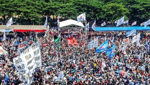 Prabowo: Dulu Ada yang Datang ke Saya Minta Didukung Jadi Wali Kota, Gue Dukung dan Kampanyekan