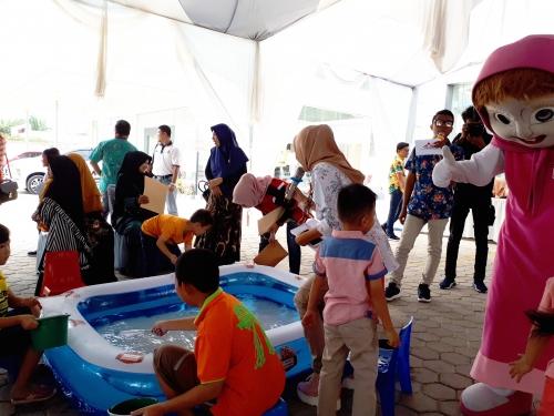 ToRH Festival 2019 Berbagi Kebahagiaan dengan Konsumen Mitsubishi di Duri
