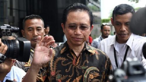 Mantan Ketua DPR Tantang Polri Bubarkan Rapat Paripurna DPR Hari Ini