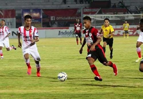 Laga Pembuka ISC 2016, Persipura Jayapura 1-1 Persija Jakarta