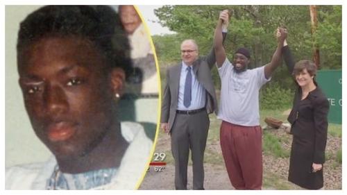 Dituduh Membunuh dan Dipenjara Saat Remaja, Pria Ini Terbukti Tidak Bersalah Setelah 24 Tahun Jalani Hukuman