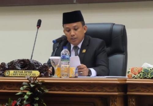 Lampu Lalu Lintas Rusak, Ketua DPRD Inhil : Segera Perbaiki, Jangan Anggaran Dijadikan Alasan