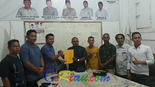 Konflik Suara Internal, DPC Gerindra Pelalawan Akui Abdul Nasib Caleg Terpilih