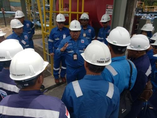 Chevron Pastikan Mesin Pendistribusian Air ke PDAM Duri Tak Pernah Berhenti