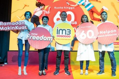 Eratkan Silaturrahmi Selama Ramadhan, Indosat Ooredoo Luncurkan Paket New Freedom