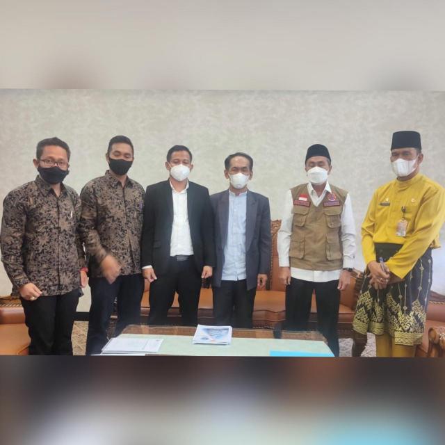 5 Kabupaten di Riau Ini Dapat Hibah PJUTS