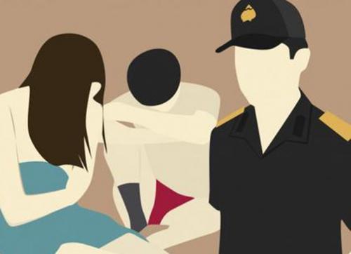 WADUH... Istri Polisi Sedang Asyik Sekamar dengan Tentara, Eh... Suaminya Datang Menggerebek