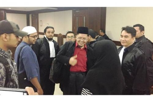 Ustaz Alfian Tanjung Divonis Bebas, IPW: Tuduhan Bahwa Polisi Kriminalisasi Ulama Semakin Nyata