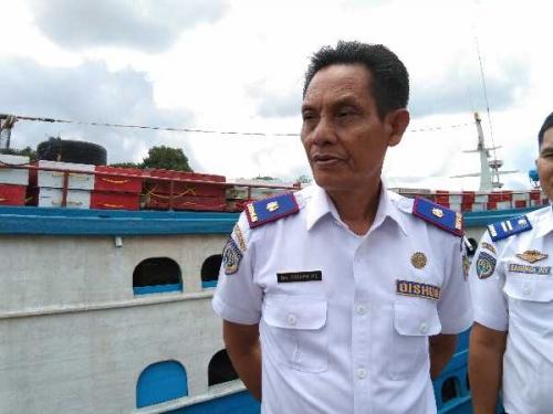 Harga Tiket di Pelabuhan Sungai Duku Pekanbaru Terpantau Normal