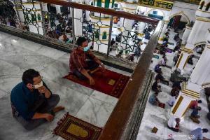 1.380 Masjid dan Mushalla di Kota Pekanbaru Kembali Dibuka untuk Beribadah