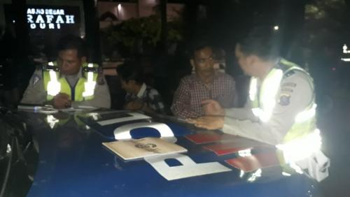 Sudah 32 Ranmor Balap Liar Ditangkap Polsek Mandau, Proses Pengambilan Setelah Enam Bulan