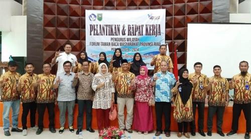 Balai Bahasa Riau: FTBM Miliki Peluang Besar Kontribusi Literasi