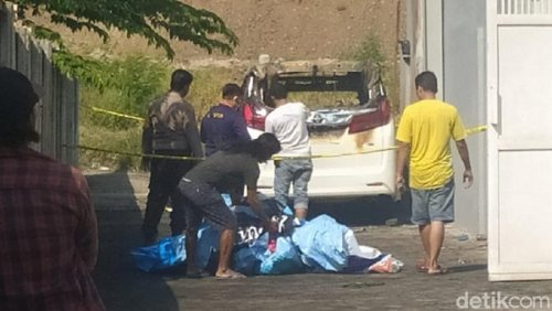Ada Jenglot dalam Tas Pria Terduga Pembakar Mobil Mewah Via Vallen