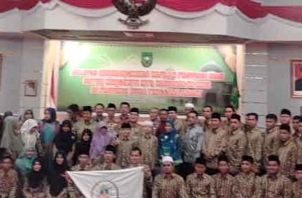 Riau Kirim 40 Orang Kafilah ke MTQ Nasional ke-26