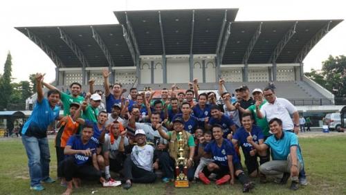 Taklukkan Kemenkumham FC 3-1, PS RAPP Maju Ke Liga Nasional Galakarya