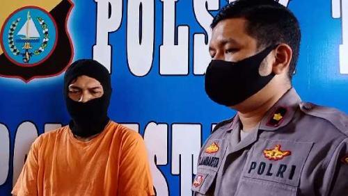 Iming-imingi akan Bangunkan Rumah kepada Warga Pekanbaru dan Minta Uang Puluhan Juta, Penipu dengan Identitas Palsu Ditangkap Polisi