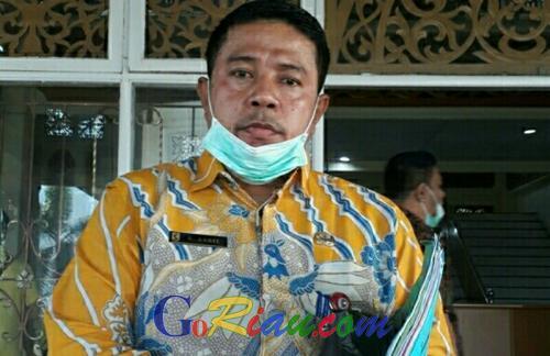 Lima Orang Pasien Positif Corona di Pelalawan Masih Dirawat