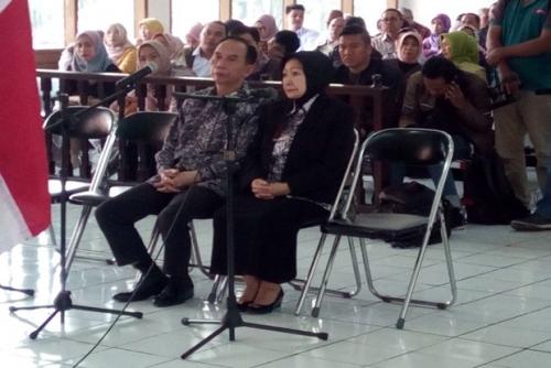 Terbukti Korupsi, Mantan Wali Kota Cimahi dan Suami Divonis 4 dan 7 Tahun Penjara