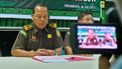 Berstatus Tersangka, 2 Orang Pejabat Eselon Dispenda Riau Tak Hadir Pemeriksaan Kasus Korupsi Senilai Rp1,2 Miliar