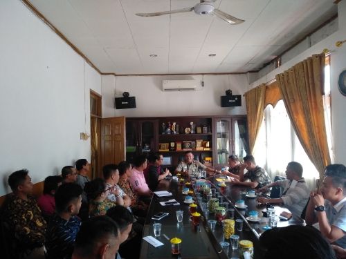 Penuhi Panggilan Satpol PP Pekanbaru, Pengelola Hiburan Ajukan Permohonan