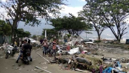 Jepang Sampaikan Belasungkawa dan Siapkan Bantuan untuk Korban Gempa dan Tsunami Palu