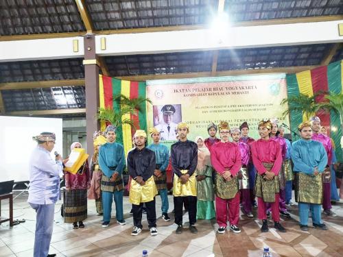 Bupati Kepulauan Meranti Audiensi Bersama IPRY KKM
