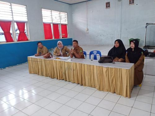 Tiga Sekolah Dasar di Kepulauan Meranti Dimerger