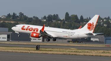Menjelang Jatuh, Lion Air JT 610 Terbang Naik Turun
