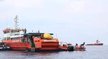 Arus Bawah Laut Deras, Pencarian Korban Lion Air JT 610 Diperluas Radius 3 Kilometer