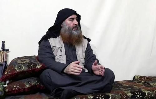 Saat Sergap Al Baghdadi, Pasukan AS Tembak Semua Orang di Luar Rumah, Termasuk Nenek-nenek