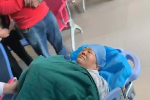Ajaib, Nenek 67 Tahun Hamil Secara Alami dan Melahirkan Melalui Caesar