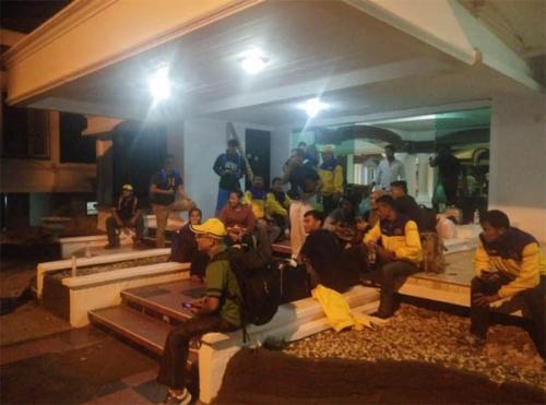 Kontingen Atletik Riau Kecewa Fasilitas Hotel tak Layak