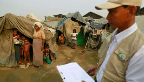 Dubes Myanmar Sebut Istilah Rohingya Muncul Tahun 1990