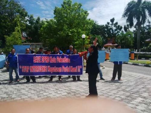 Surat Syahril Dinilai Intervensi Internal Partai PAN Terkait Pergantian Pimpinan DPRD Kota Pekanbaru