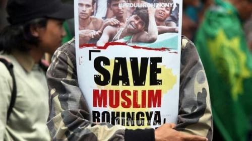 Takut Dibantai, 30 Ribu Muslim Myanmar Lari ke Banglades