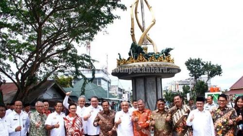 Pejabat Riau Korupsi Dana Tugu Antikorupsi, Begini Tanggapan Mendagri