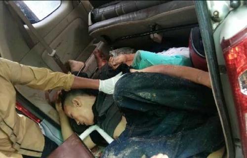Polisi Tembak Mati 2 Perampok Modus Pecah Kaca di Pekanbaru, Ini Kronologis Kejadiannya..