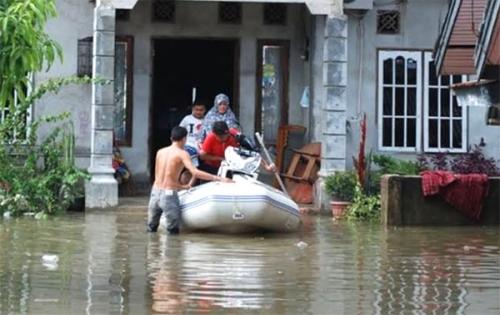 Pemprov Tetapkan Status Siaga Darurat Banjir, DPRD Riau: Harus Upayakan Bantuan Banjir Secepatnya