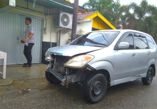 Sebelum Ditembak Mati, 2 Penjahat Pecah Kaca Sempat Tabrak Mobil Petugas