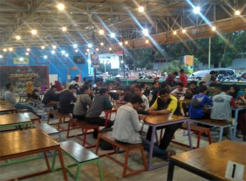 Nikmati Sensasi Makanan Laut Ala Bikini Bottom Seafood Pekanbaru, Beda Lho dengan yang Lain..