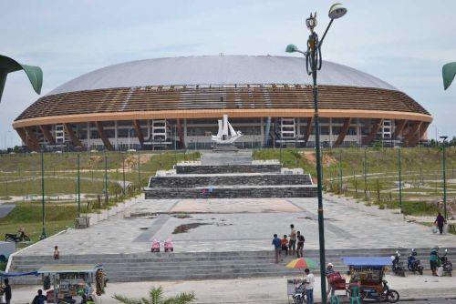 Pernah Jadi Sarang Geng Motor dan Tempat Maksiat, Stadion Utama Riau Makin Tak Jelas, Audit Teknis Tak Tuntas