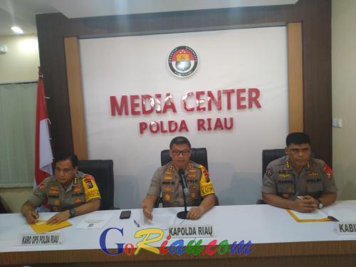 Tiga Tersangka Penampung Hasil Ilegal Tapping Berhasil Dibekuk di Padang, Polda Riau akan Periksa Perusahaan yang Diduga Terlibat