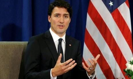 Beri Penghormatan kepada 6 Muslim yang Terbunuh di Masjid, PM Kanada Serukan Lawan Islamofobia