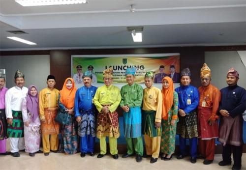 Launching Perizinan Online, Bupati: Mulai Hari Ini Pengurusan Perizinan di Inhil Cukup Melalui Aplikasi