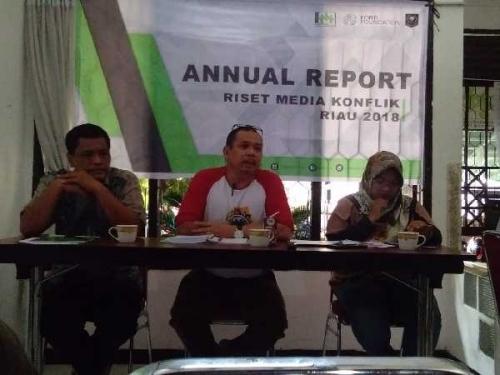 Konflik di Riau Tinggi, Scale up Desak Pemerintah Pusat Segera Selesaikan Masalah