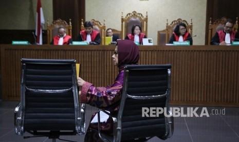 Mantan Dirut Pertamina Karen Agustiawan Didakwa Rugikan Negara Lebih Rp500 Miliar