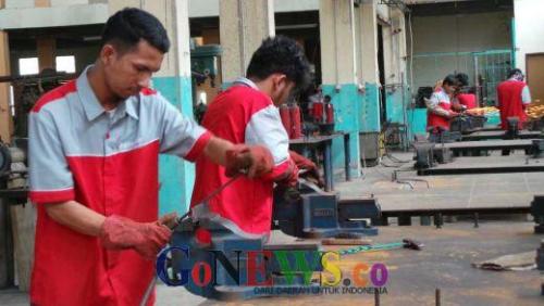 Tiga Balai Latihan Kerja akan Diserahkan ke Pemerintah Pusat, Gubri Syamsuar: Bisa Kurangi Pengangguran di Riau