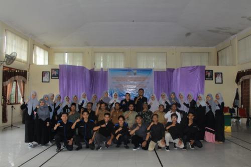 Camat Sungai Apit Lantik Muhammad Sofyan sebagai Ketua Terpilih Himasa Periode 2019-2021